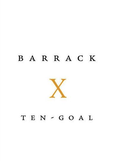 Happy Canyon Vineyards Barrack Ten Goal Cabernet Sauvignon 2011 Front Label