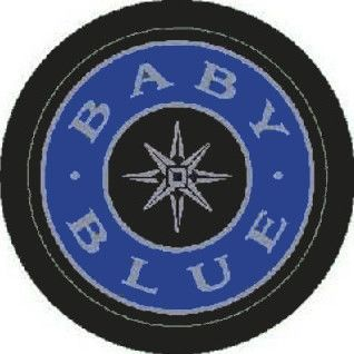 Blue Rock Baby Blue Red 2017  Front Label
