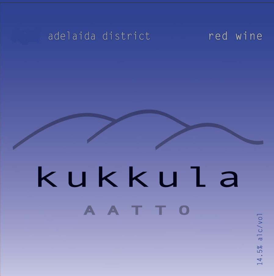 Kukkula Aatto 2014 Front Label