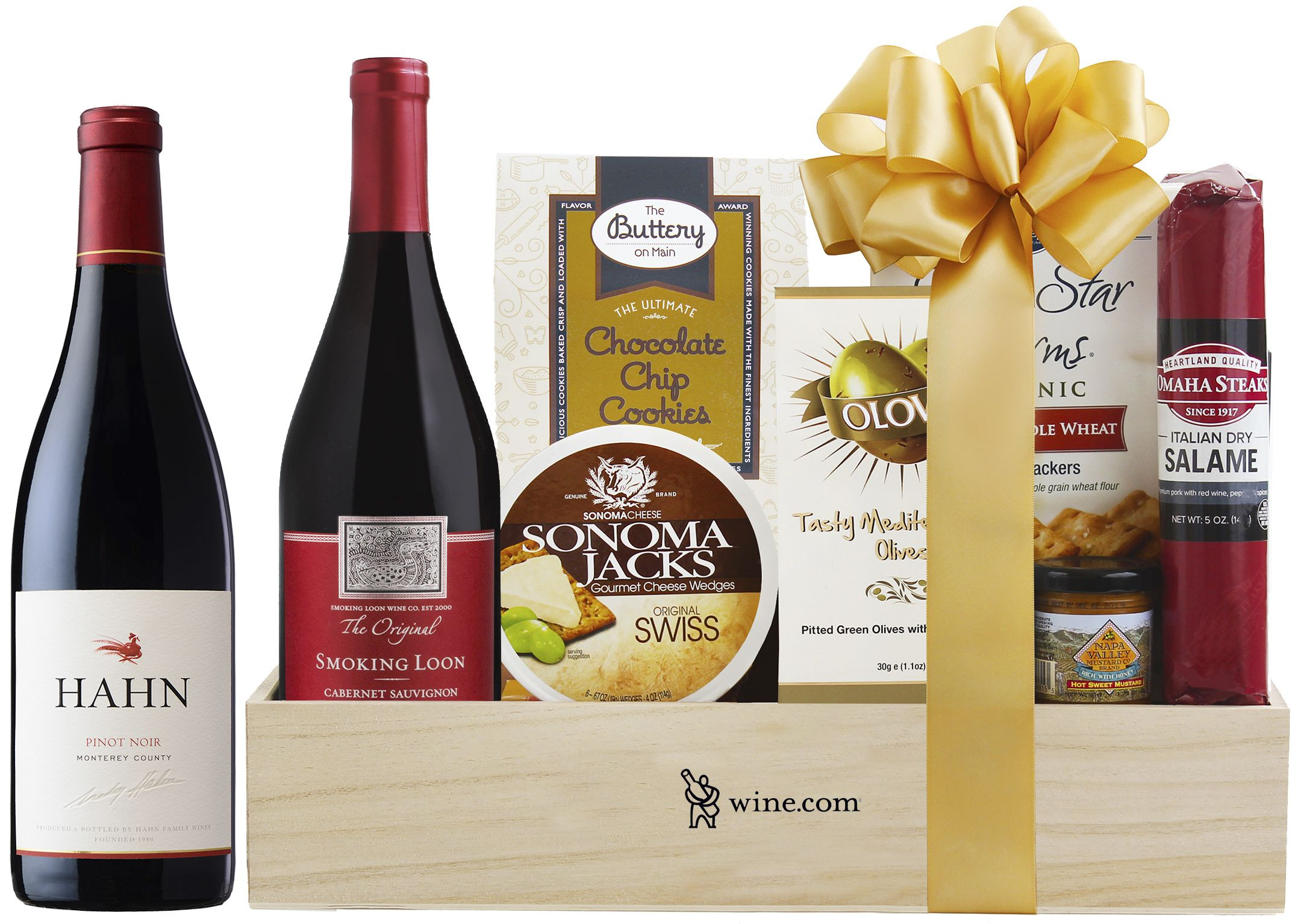 wine.com Perfect Pair Wine Gift Set  Gift Product Image