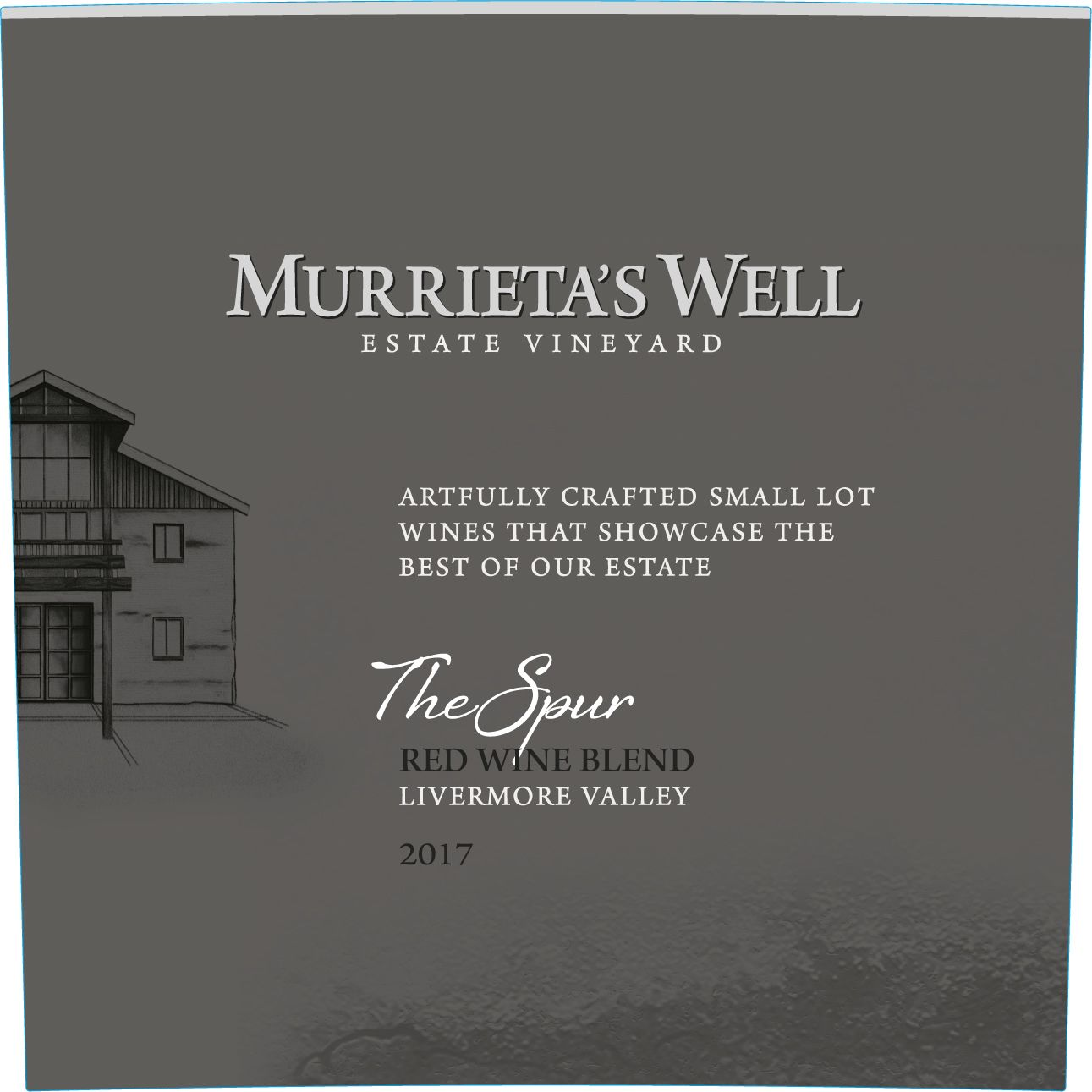 Murrieta's Well The Spur 2017  Front Label