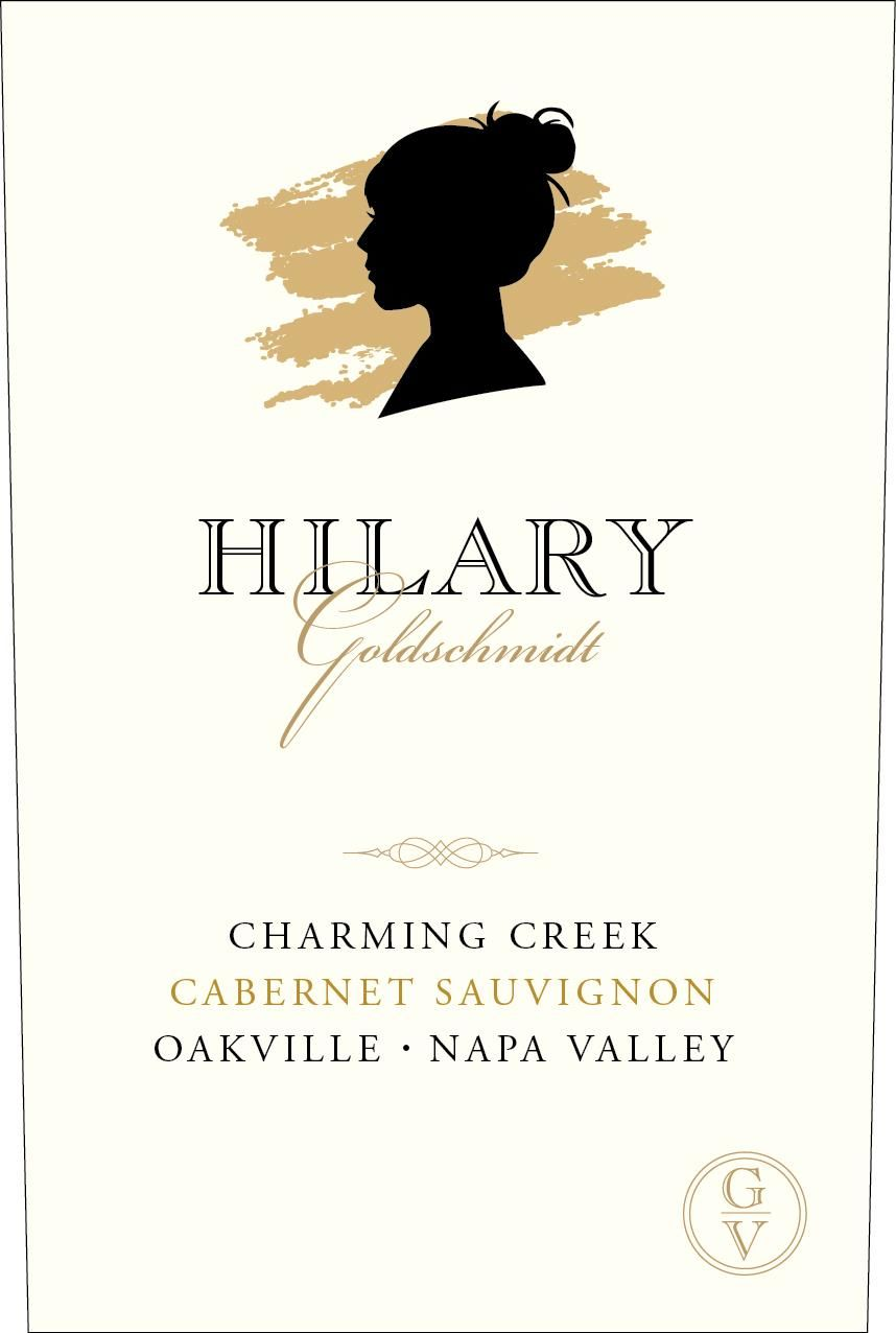Goldschmidt Vineyard Hilary Cabernet Sauvignon 2017  Front Label