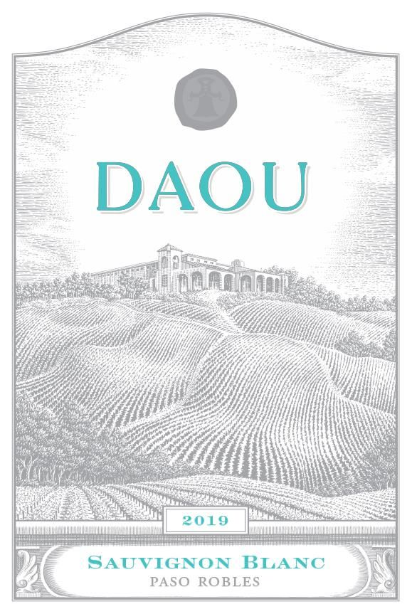 DAOU Vineyards Sauvignon Blanc 2019  Front Label