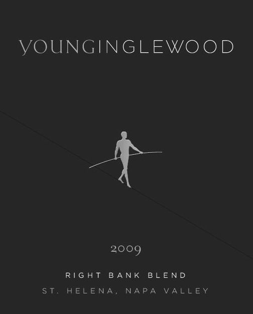 Young-Inglewood Right Bank 2009 Front Label