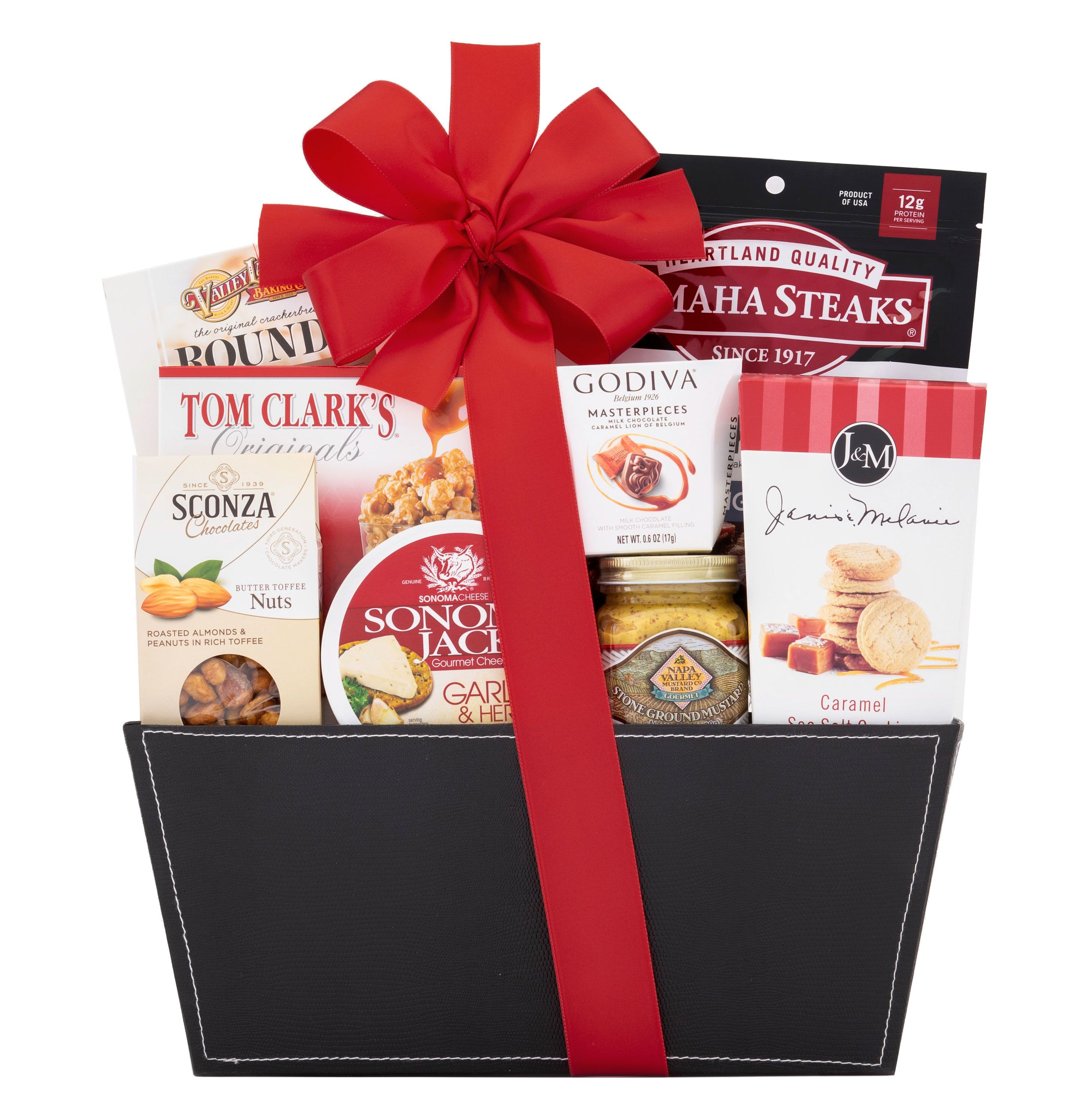wine.com Gourmet Greetings Gift Basket  Gift Product Image