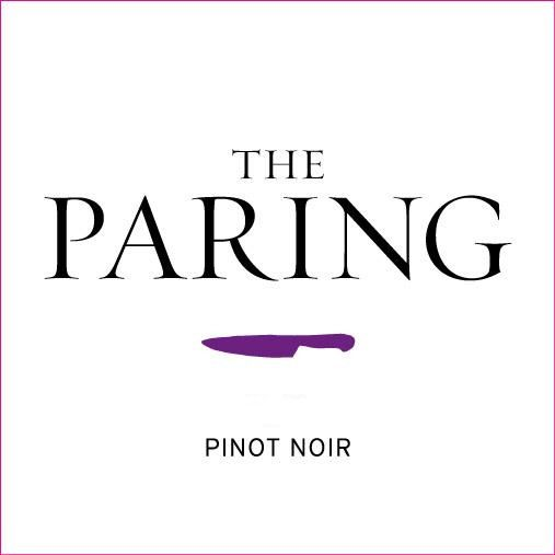 The Paring Pinot Noir 2017  Front Label