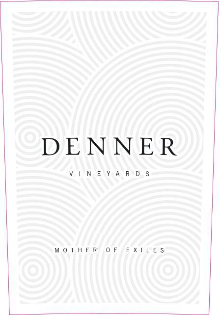 Denner Mother of Exiles 2017  Front Label