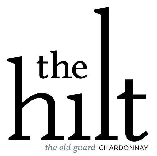 The Hilt The Old Guard Chardonnay 2014  Front Label
