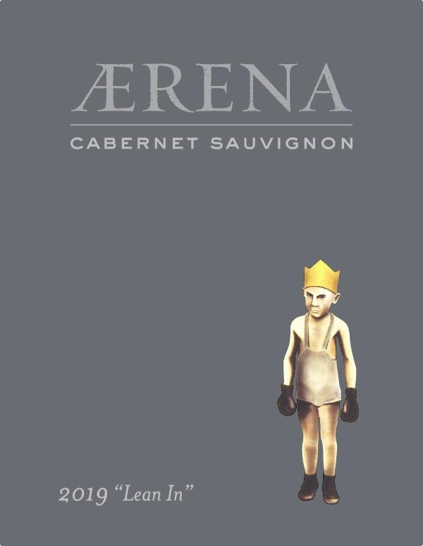 AERENA by Blackbird Vineyards Cabernet Sauvignon 2019  Front Label