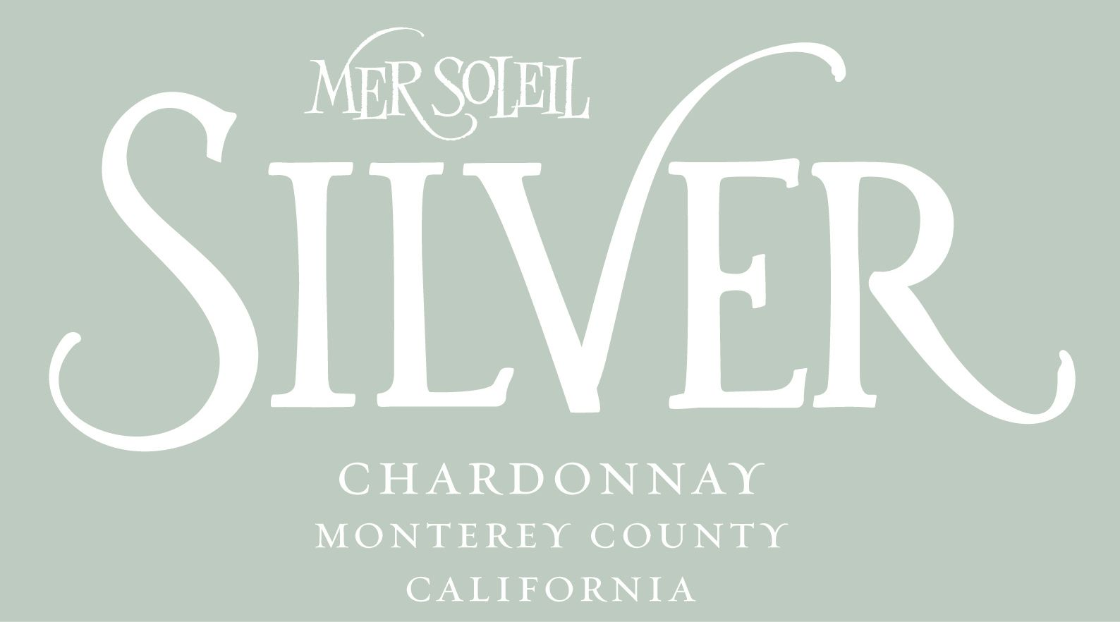 Mer Soleil Silver Unoaked Chardonnay 2017  Front Label