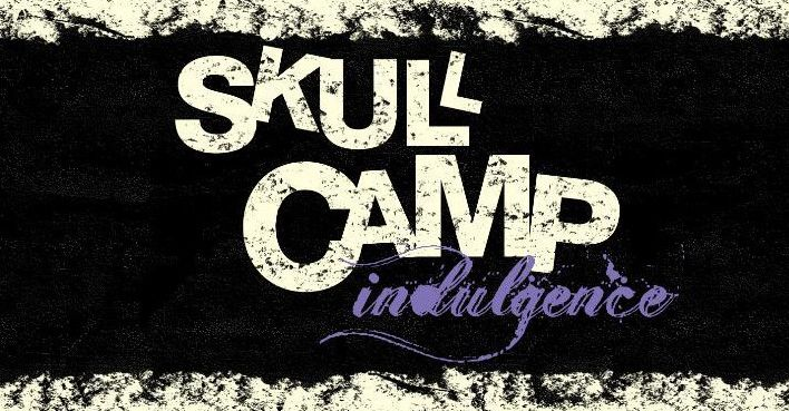 Skull Camp Indulgence Front Label