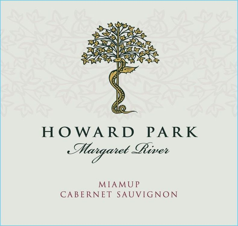 Howard Park Miamup Cabernet Sauvignon 2016  Front Label