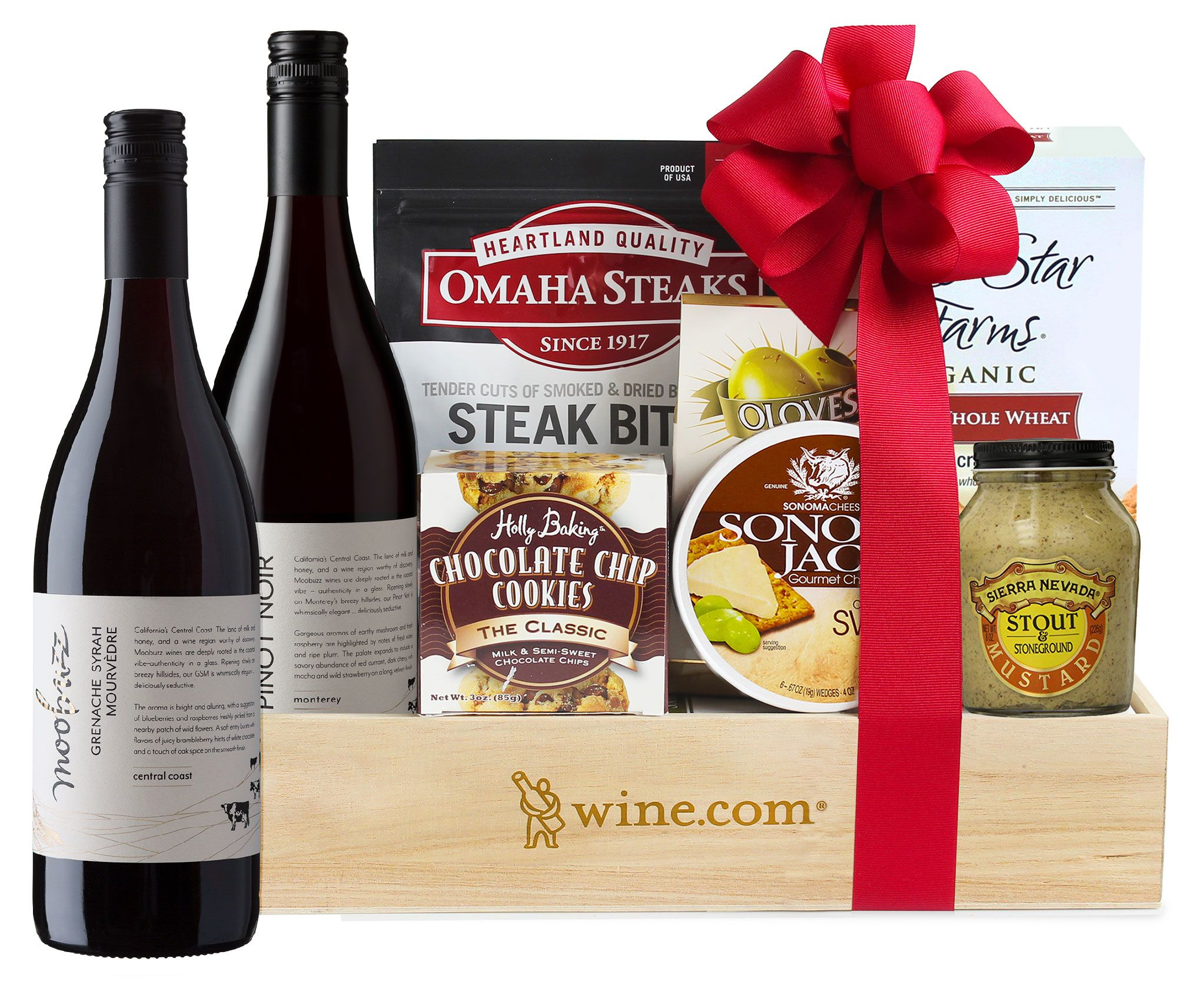 wine.com Rated Perfect Pair Wine Gift Set  Gift Product Image