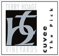 Terry Hoage The Pick Cuvee 2010 Front Label