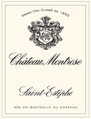 Chateau Montrose (6-Pack OWC Futures Pre-Sale) 2018  Front Label