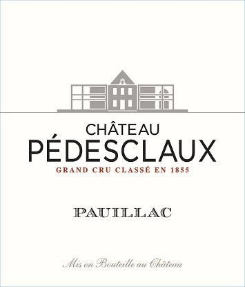 Chateau Pedesclaux (Futures Pre-Sale) 2018  Front Label