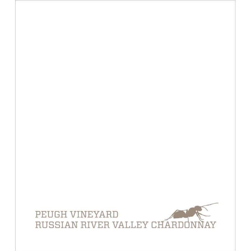 Anthill Farms Peugh Vineyard Chardonnay 2017  Front Label