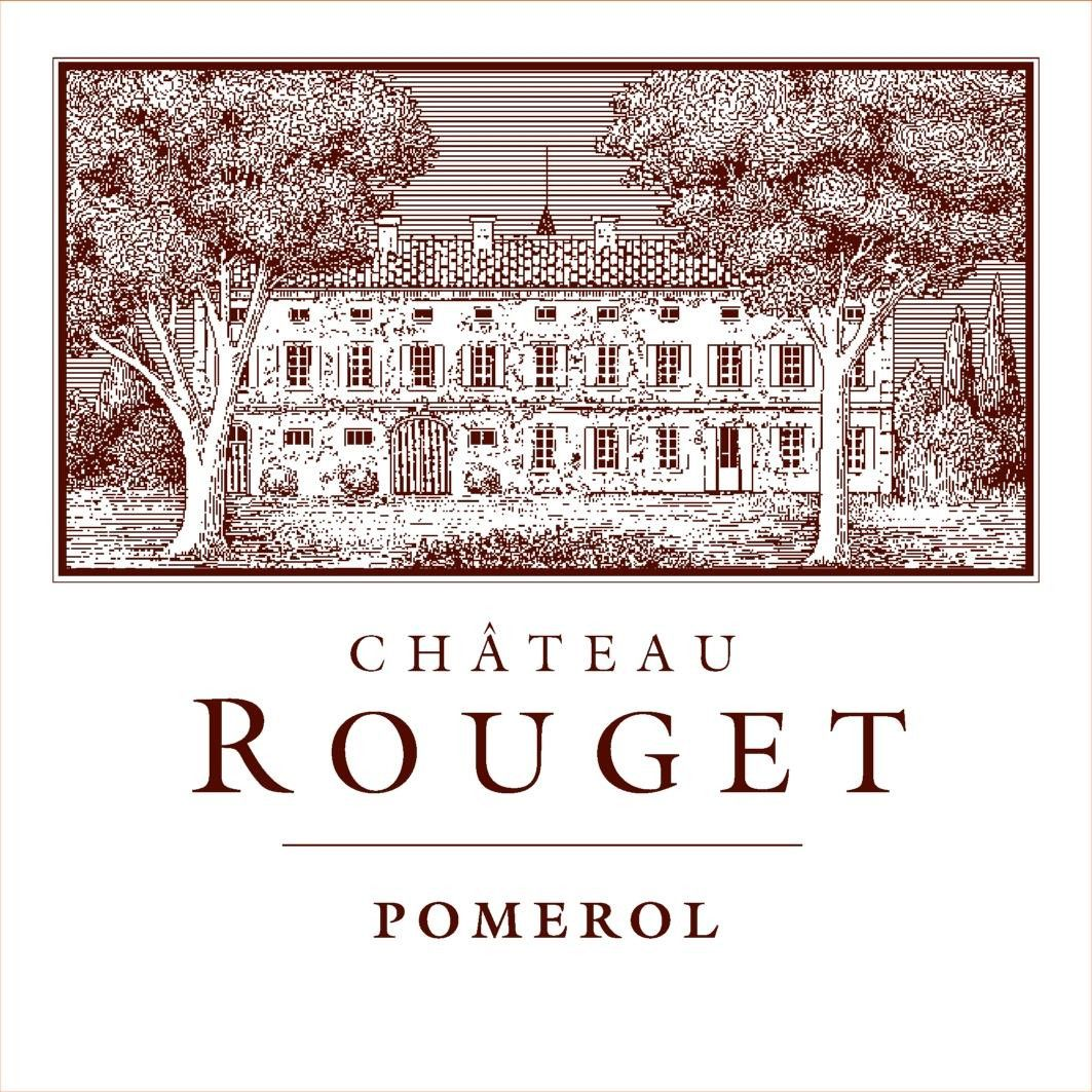 Chateau Rouget (Futures Pre-Sale) 2019  Front Label
