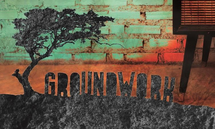 Groundwork Mourvedre 2017  Front Label