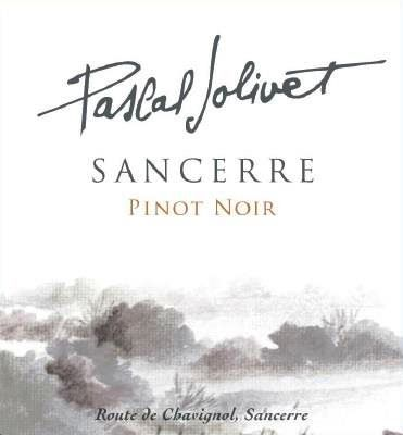 Pascal Jolivet Sancerre Rose 2019  Front Label