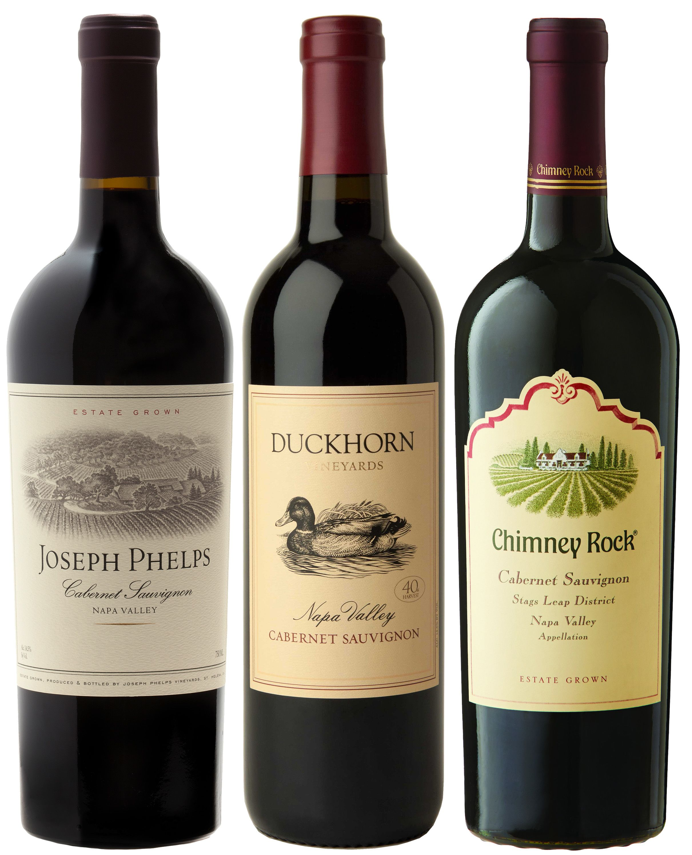 wine.com Napa Valley Cabernet Trio  Gift Product Image