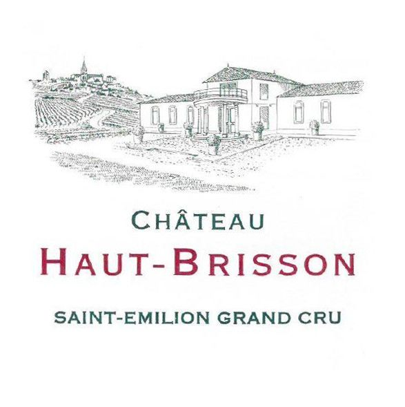 Chateau Haut-Brisson (Futures Pre-Sale) 2018 Front Label