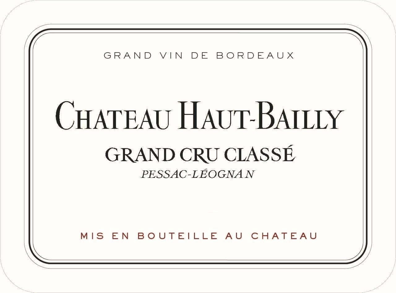 Chateau Haut-Bailly (1.5 Liter Futures Pre-Sale) 2019  Front Label