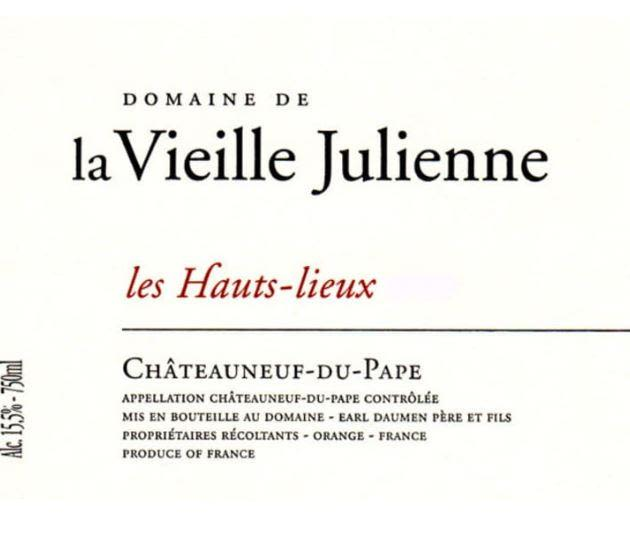 Domaine de la Vieille Julienne Chateauneuf-du-Pape Tradition (1.5 Liter) 2006  Front Label