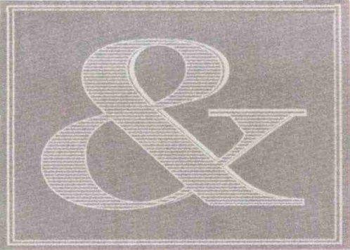 Levy & McClellan Ampersand Red 2004 Front Label