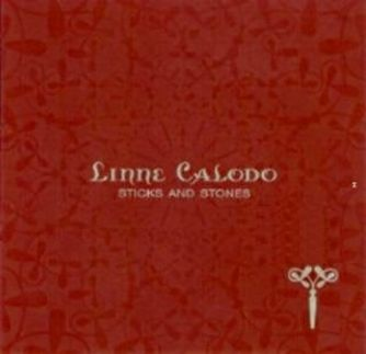 Linne Calodo Sticks and Stones Red 2016 Front Label
