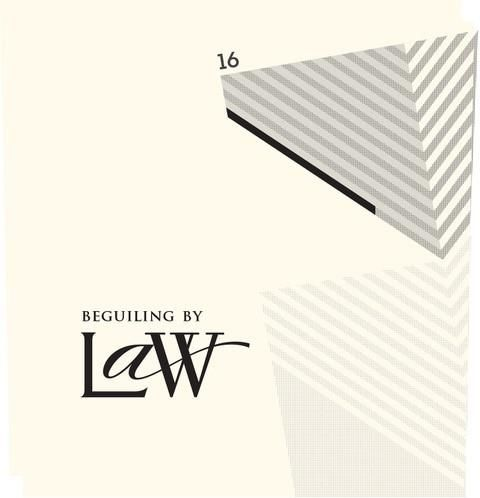 Law Estate Wines Beguiling 2016  Front Label