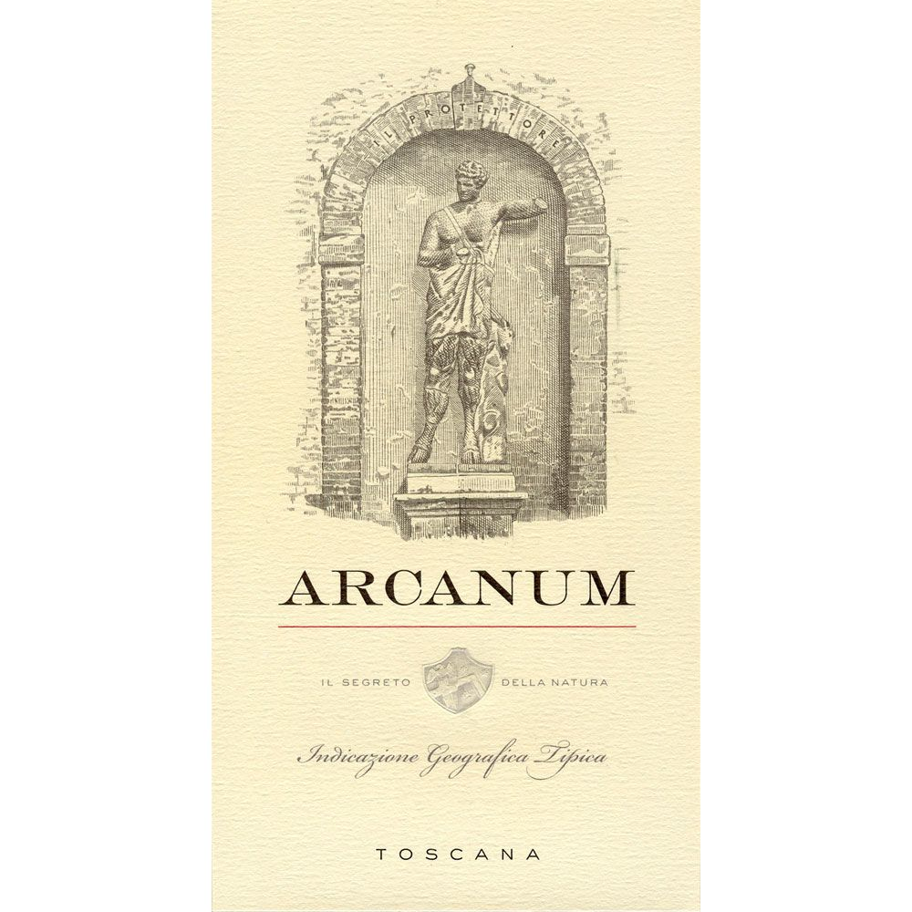 Arcanum  2013  Front Label