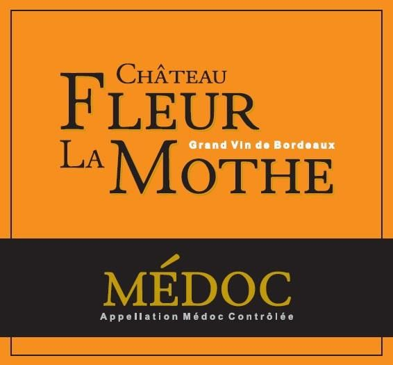 Chateau Fleur La Mothe (Futures Pre-Sale) 2018 Front Label