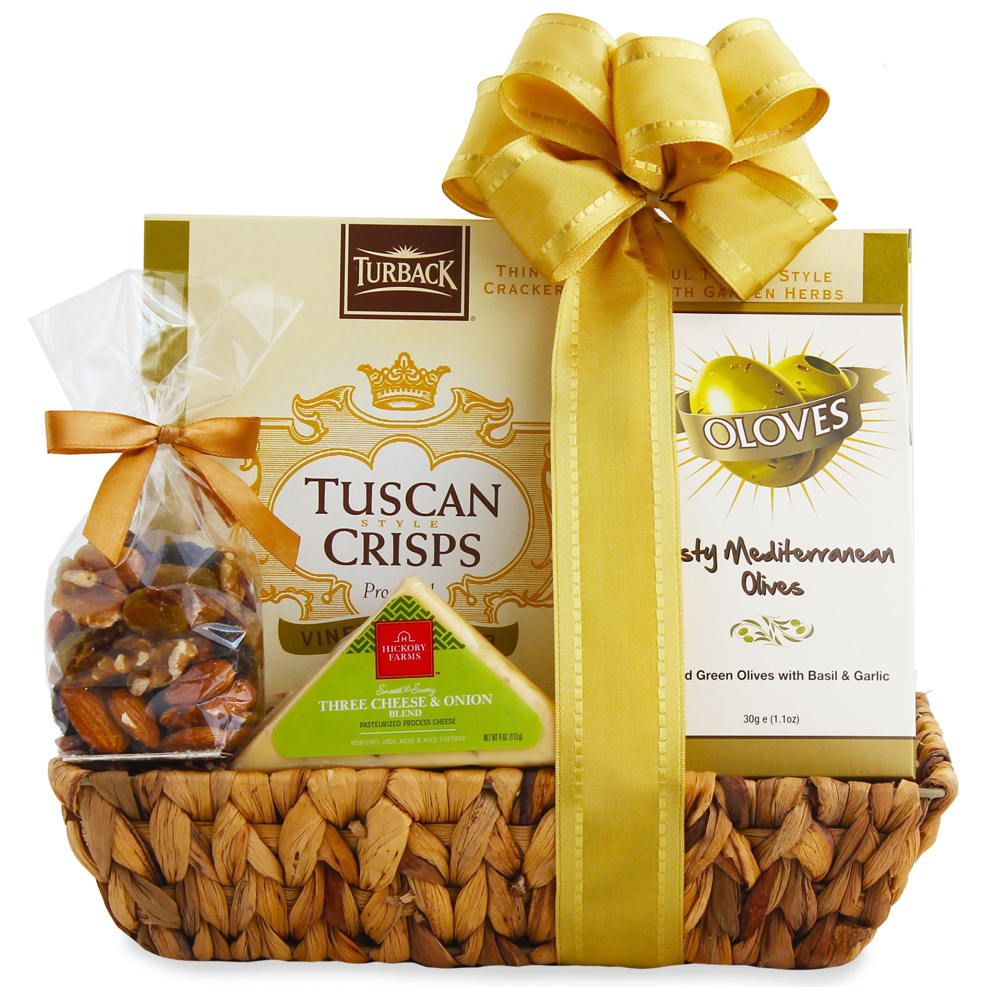 wine.com Savory Snacking Gift Basket  Gift Product Image