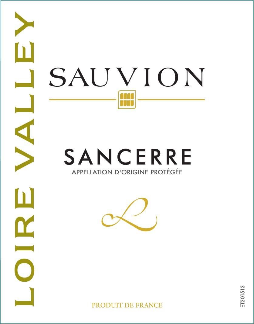 Sauvion Sancerre 2019  Front Label