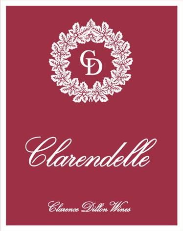 Clarendelle Inspired by Haut-Brion Rose 2017 Front Label