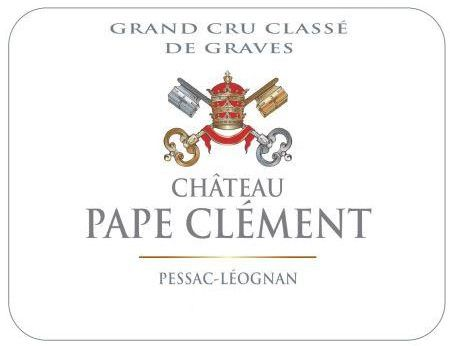 Chateau Pape Clement (1.5 Liter Futures Pre-Sale) 2019  Front Label