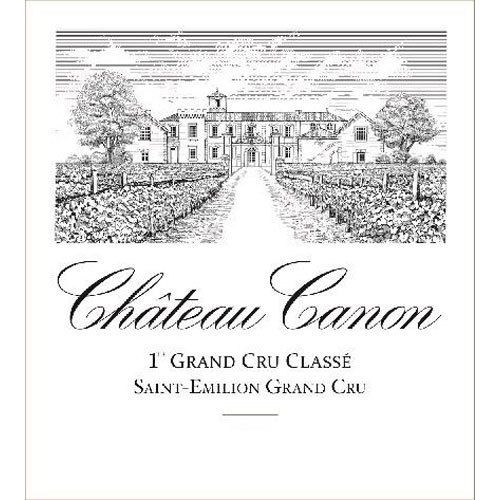 Chateau Canon (3 Liter) 2016 Front Label