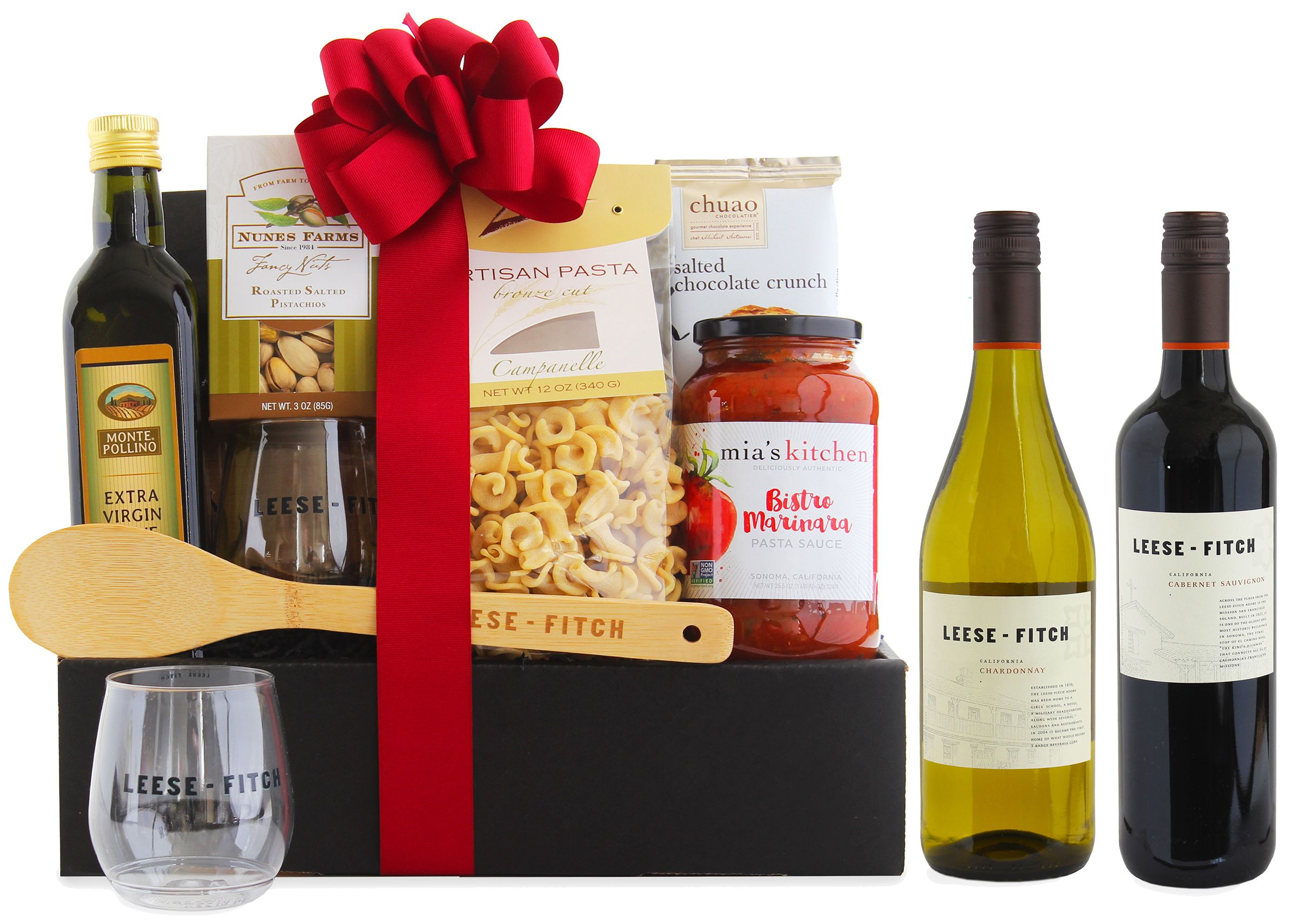 wine.com Italian Dinner Gift Basket  Gift Product Image