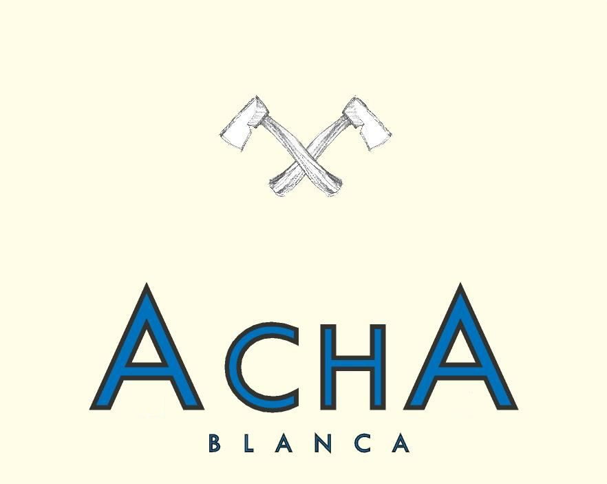 Mark Herold Acha Blanca 2015 Front Label