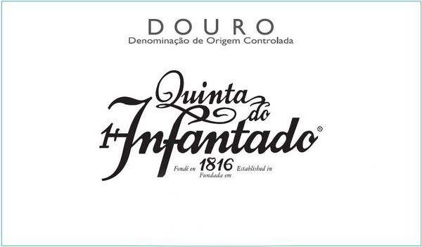 Quinta do Infantado Tinto 2015  Front Label