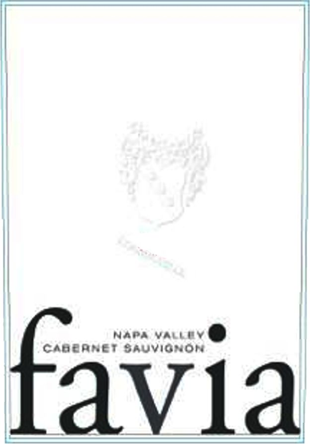 Favia Coombsville Cabernet Sauvignon 2016  Front Label