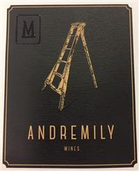Andremily Mourvedre 2016  Front Label