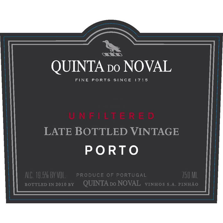 Quinta do Noval Late Bottled Vintage Single Quinta 2013  Front Label