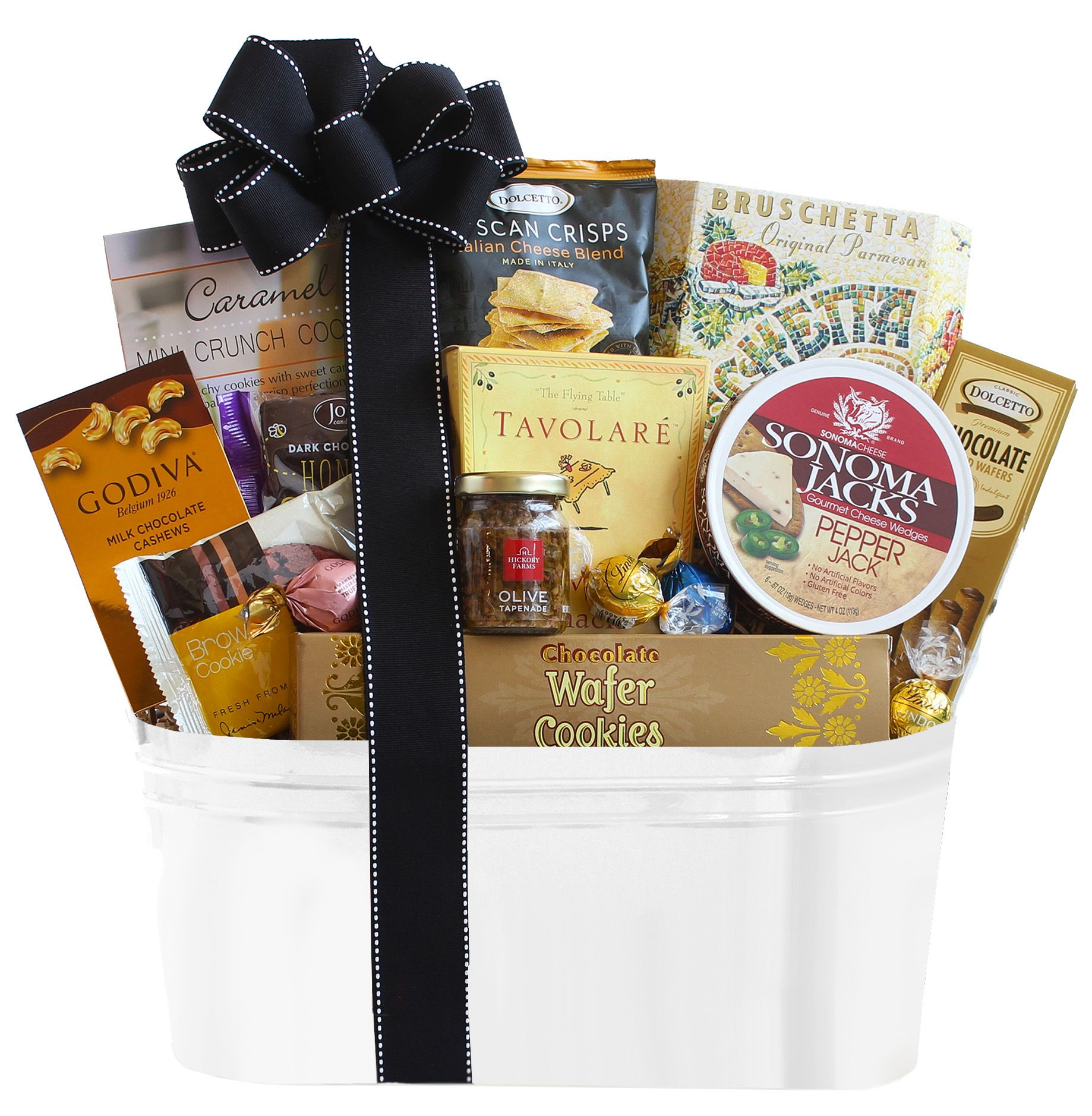 wine.com Savory Treats & Sweets Gift Basket  Gift Product Image