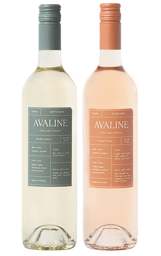 Avaline Tasting Duo  Gift Product Image