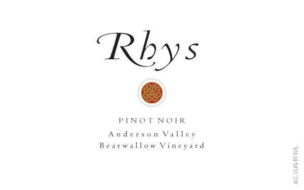 Rhys Vineyards Bearwallow Vineyard Pinot Noir 2014 Front Label