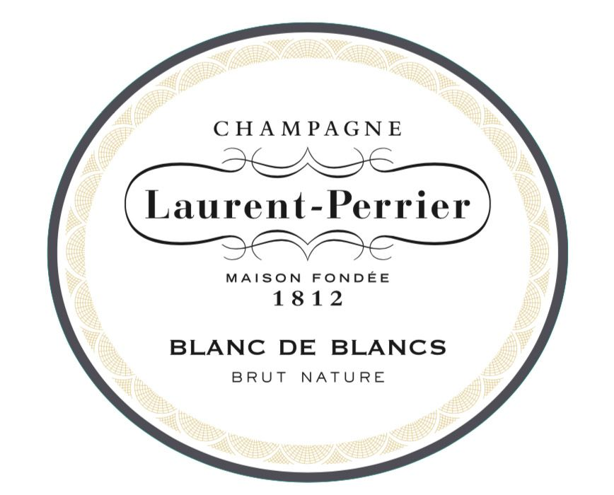 Laurent-Perrier Blanc de Blancs Brut Nature  Front Label