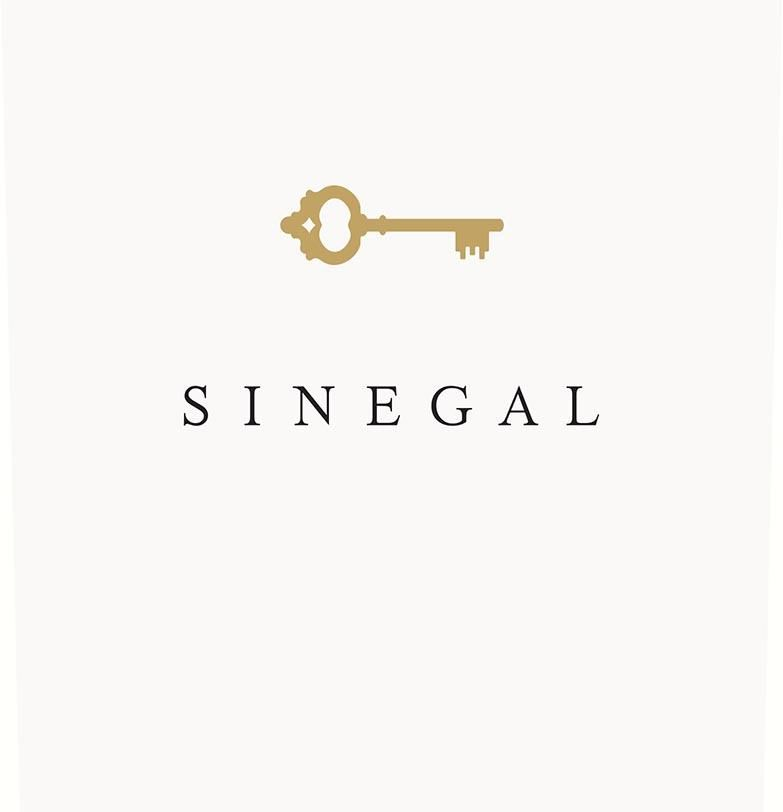 Sinegal Estate Cabernet Sauvignon 2017  Front Label