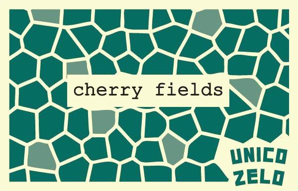 Unico Zelo Cherry Fields Dolcetto 2017  Front Label